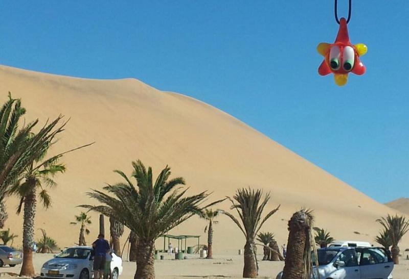 "Namibia - ""Düne 7"""