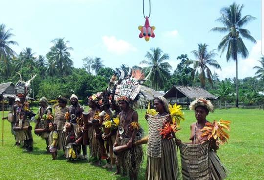 Papua Neuguinea - Alotau
