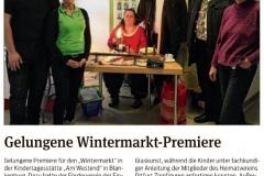 Harzer Volksstimme Ausgabe vom 01.02.2017