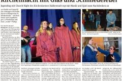 Harzer Volksstimme Ausgabe vom 23.10.2017