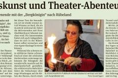 Harzer Volksstimme Ausgabe vom 22.02.2018