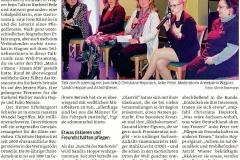 Harzer Volksstimme Ausgabe vom 12.03.2018